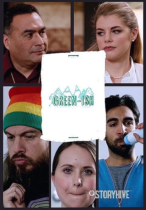 Green-ish Box Art image