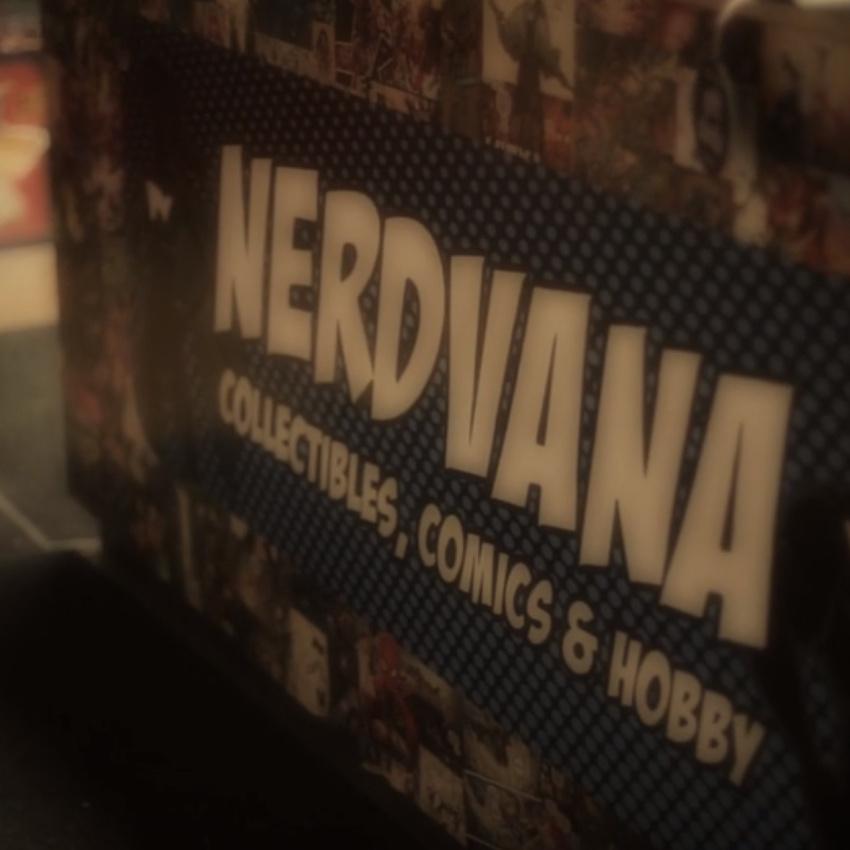 Nerdvana Collectibles, Comics & Hobby