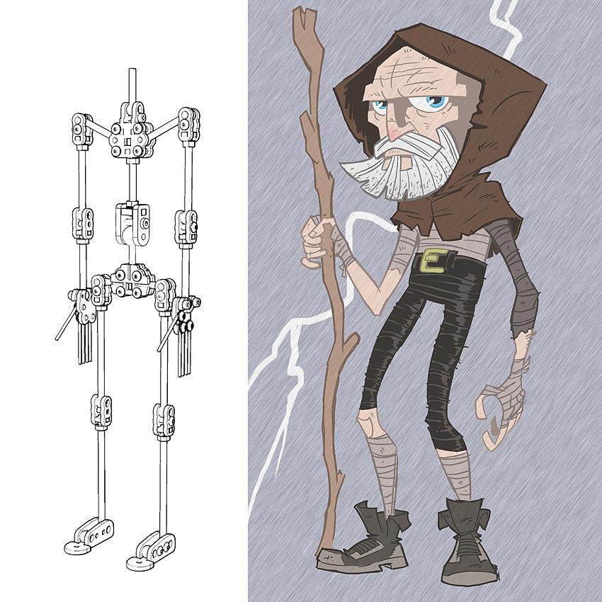 Character Description #3
