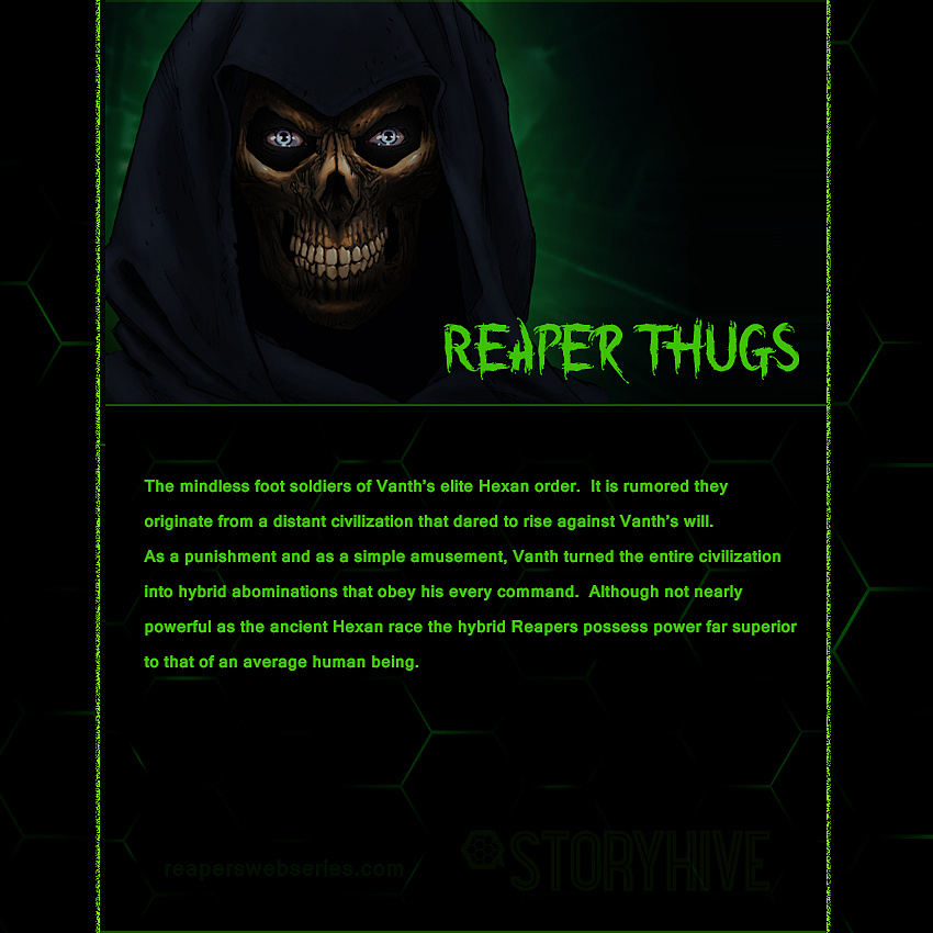 Reaper Thugs