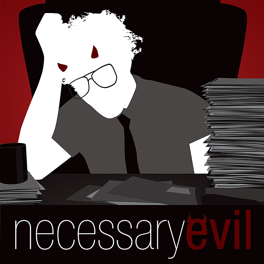 Necessary Evil Audience