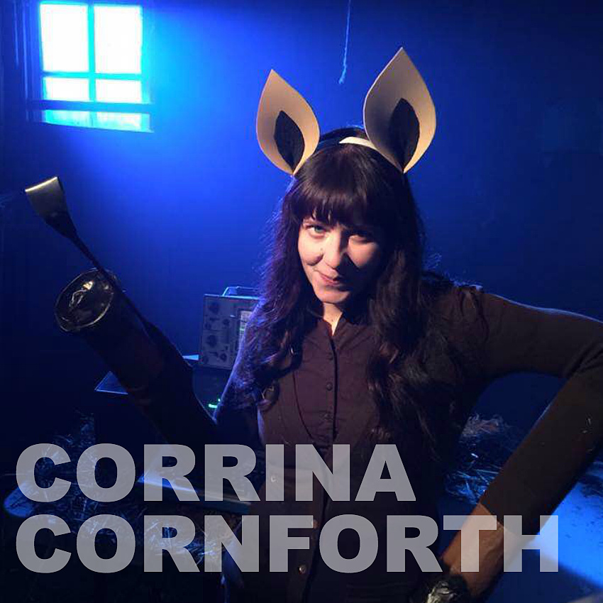 CORRINA CORNFORTH