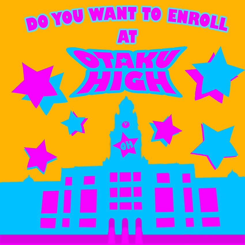 Enroll At Otaku High Contest PG 1
