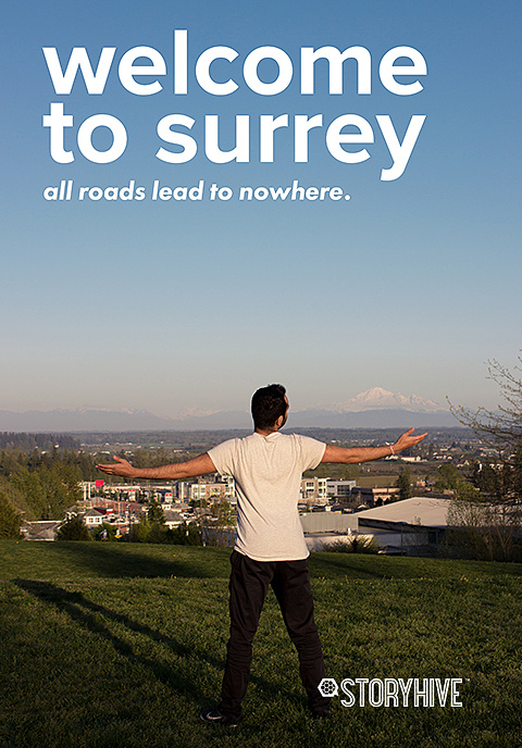 Welcome to Surrey Box Art image