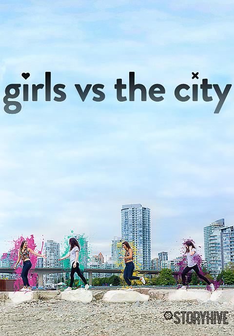 Girls vs. The City Box Art image