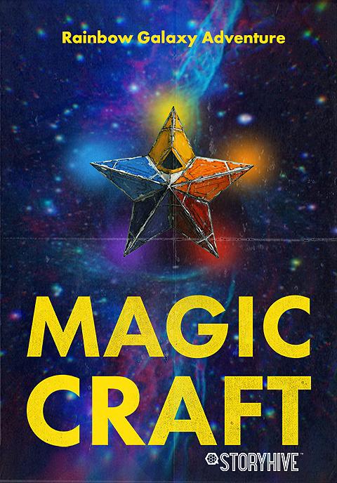 Magic Craft Box Art image
