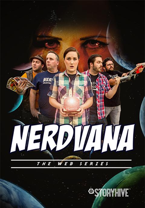 Nerdvana: The Web Series Box Art image