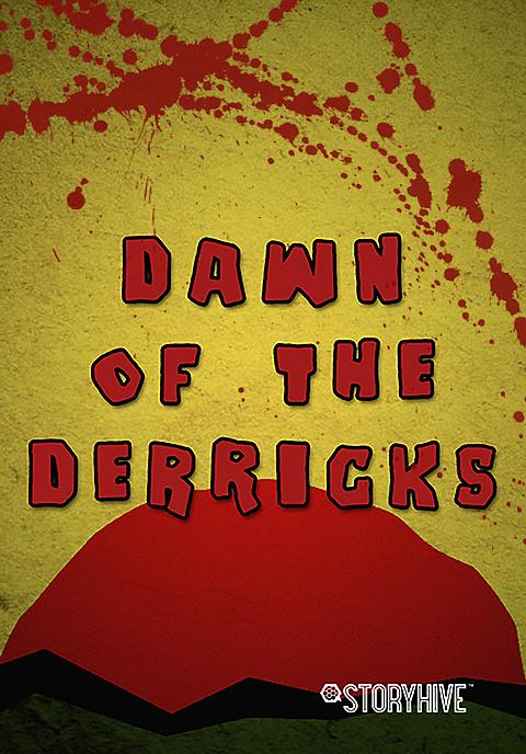 Dawn of the Derricks Box Art image