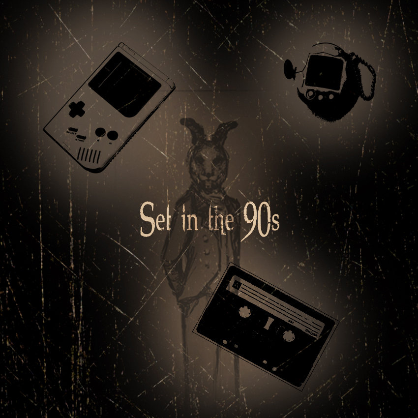 The 90's set