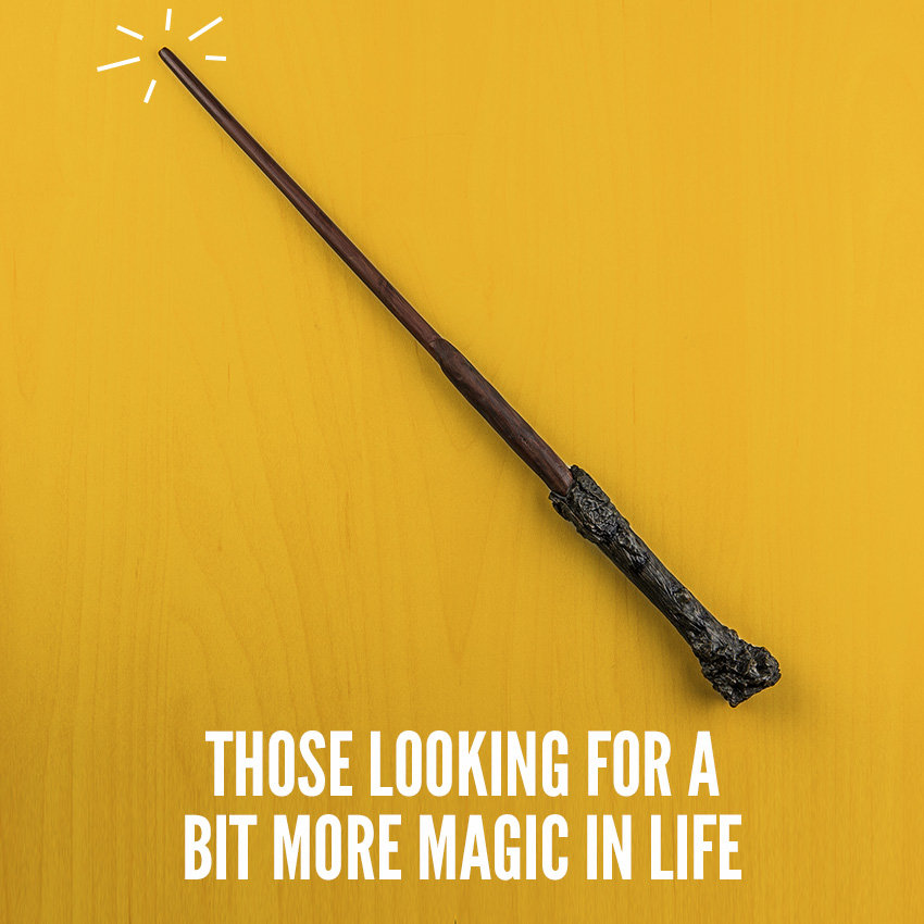 Those Looking For a Bit More Magic!