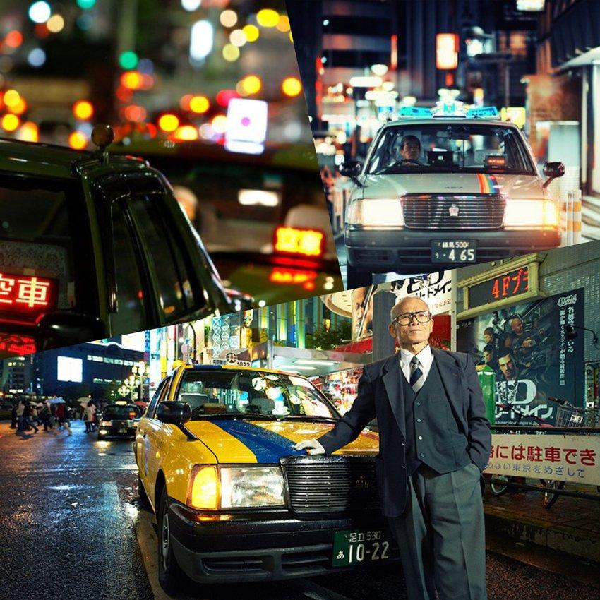 タクシーの運転手さん-Taxi Driver-
