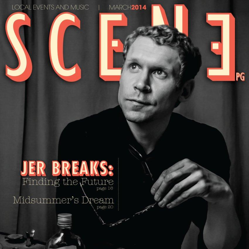 Readers of the Scene PG magazine